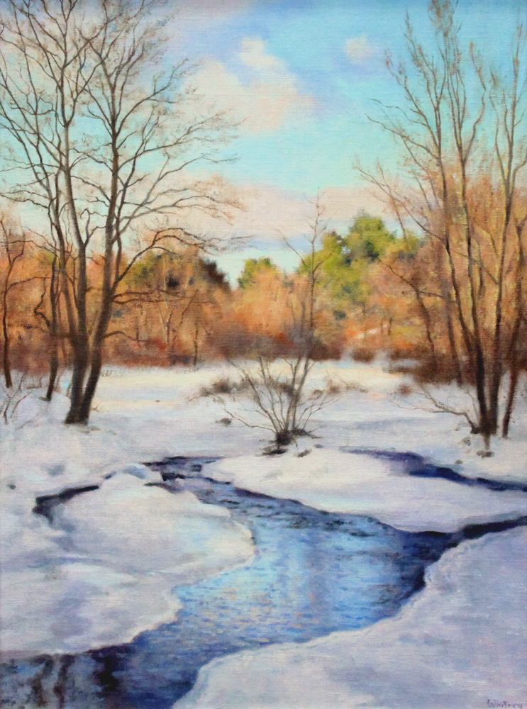 Spring Thaw - Ashuelot